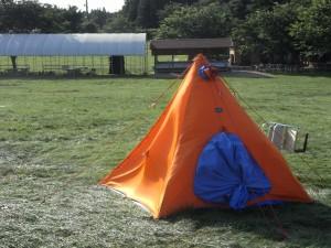 極地用テント